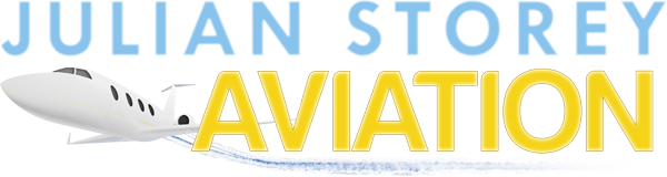 Julian Storey Aviation Logo